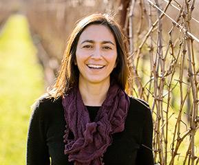 Winemaker Laura Barrett